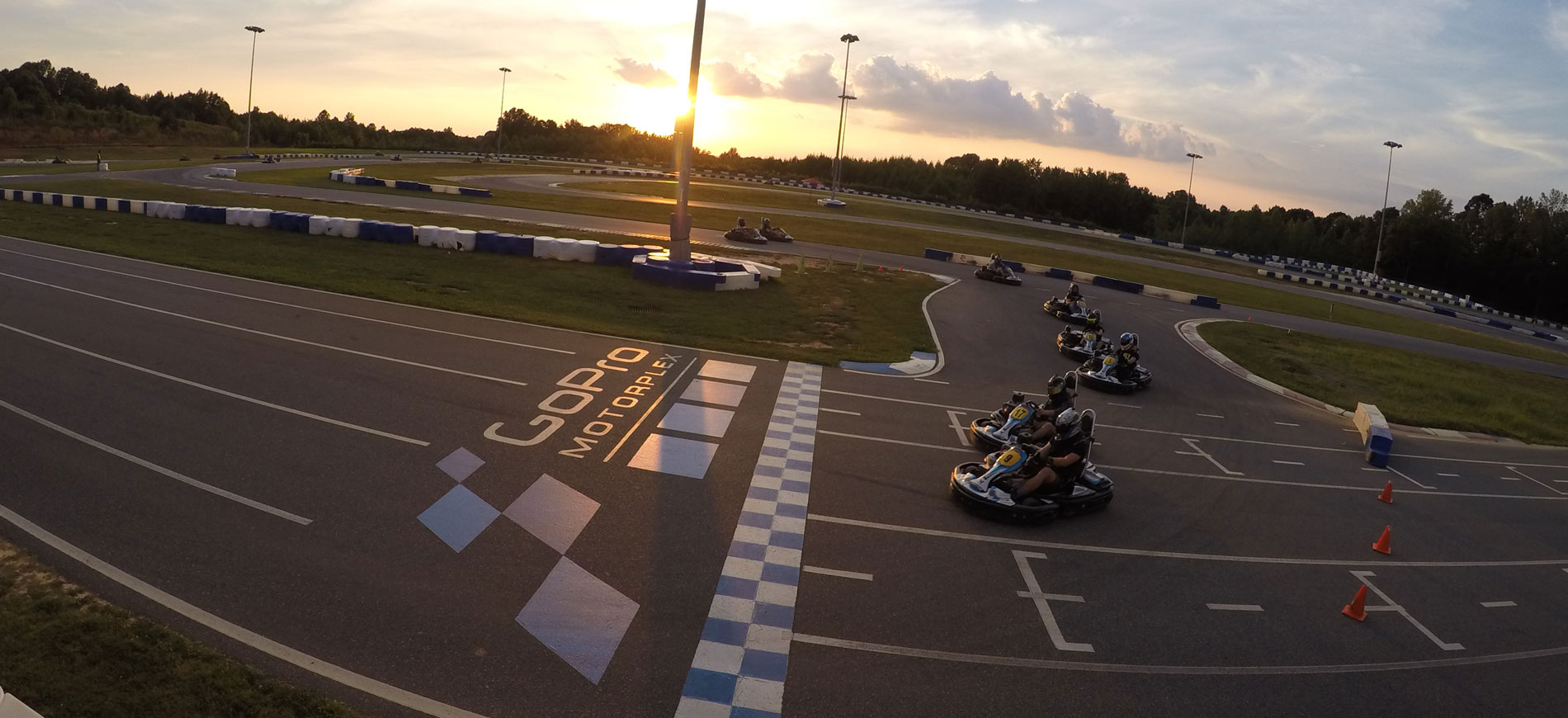 Track Change Thursdays, every Thursday in Aug., 7-9pm