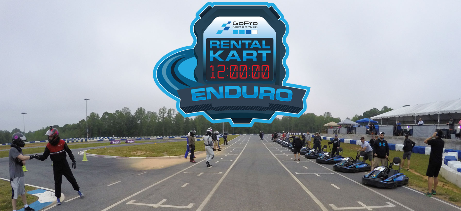 12-Hour Enduro, Sept. 16-17