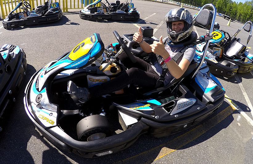 Photo 3 - GoPro Motorplex High Performance Karts