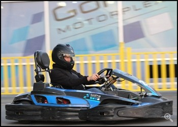 Racing At GoPro Motorplex