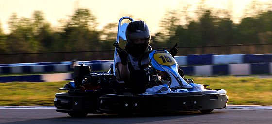 Photo 1 - GoPro Motorplex High Performance Karts