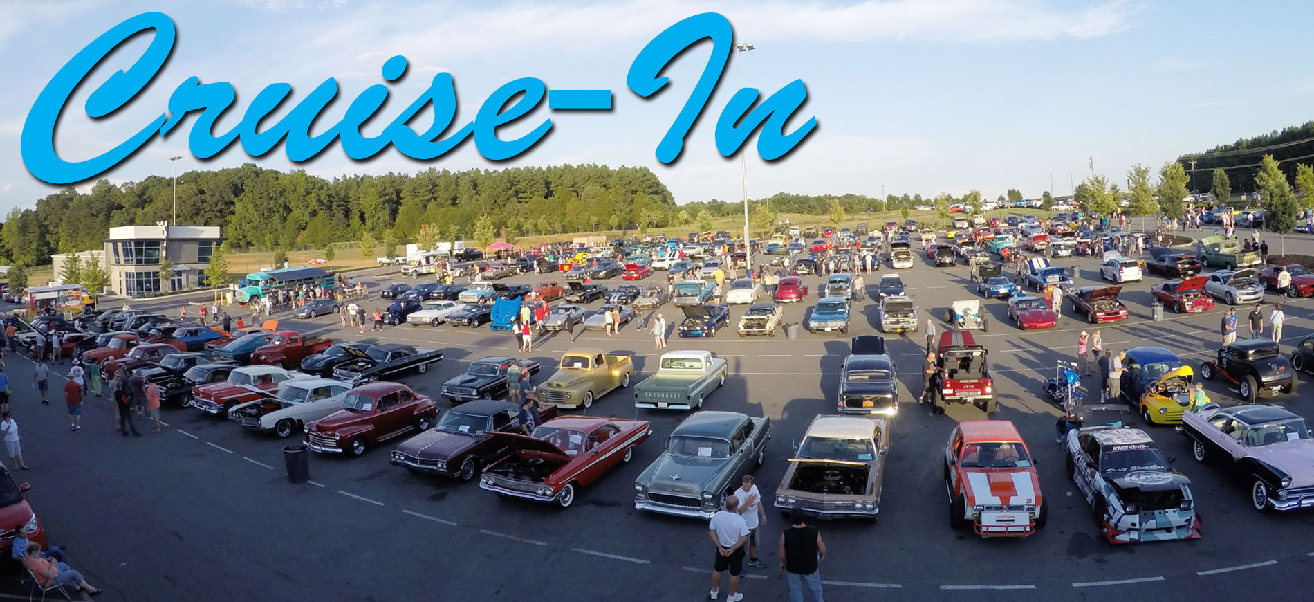 FREE Cruise-In, Tuesday, July 18, 6-8 p.m.