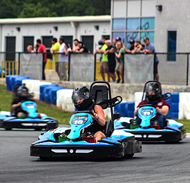 Outdoor Racing Event