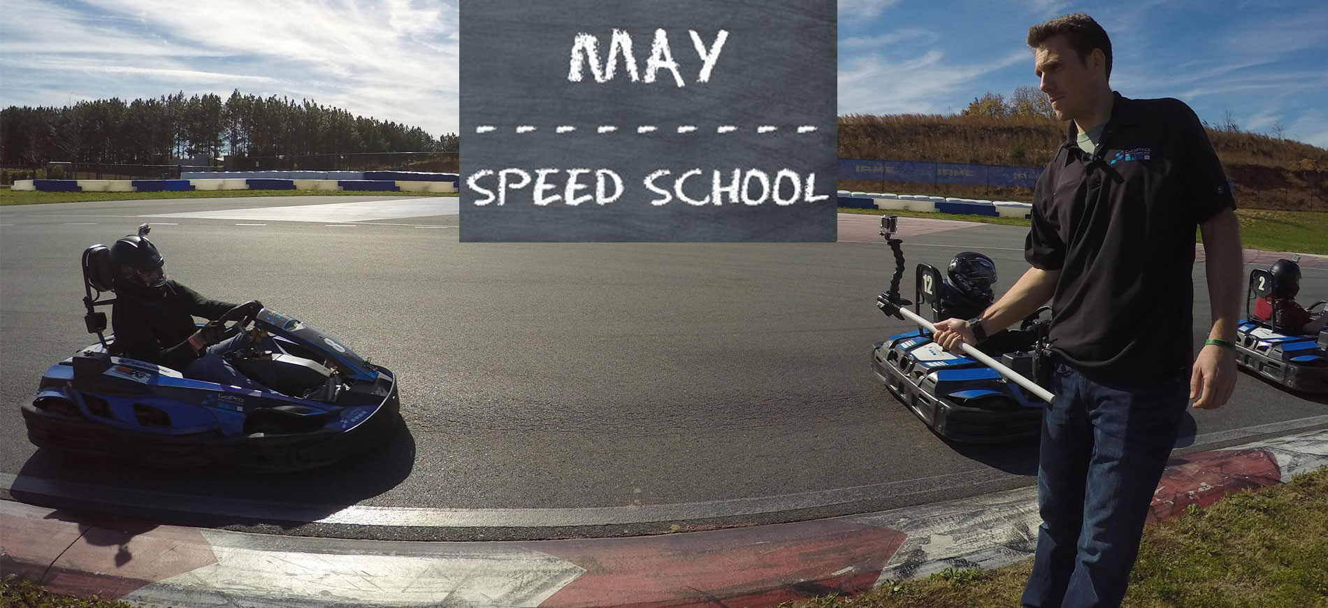 Speed School, May 6