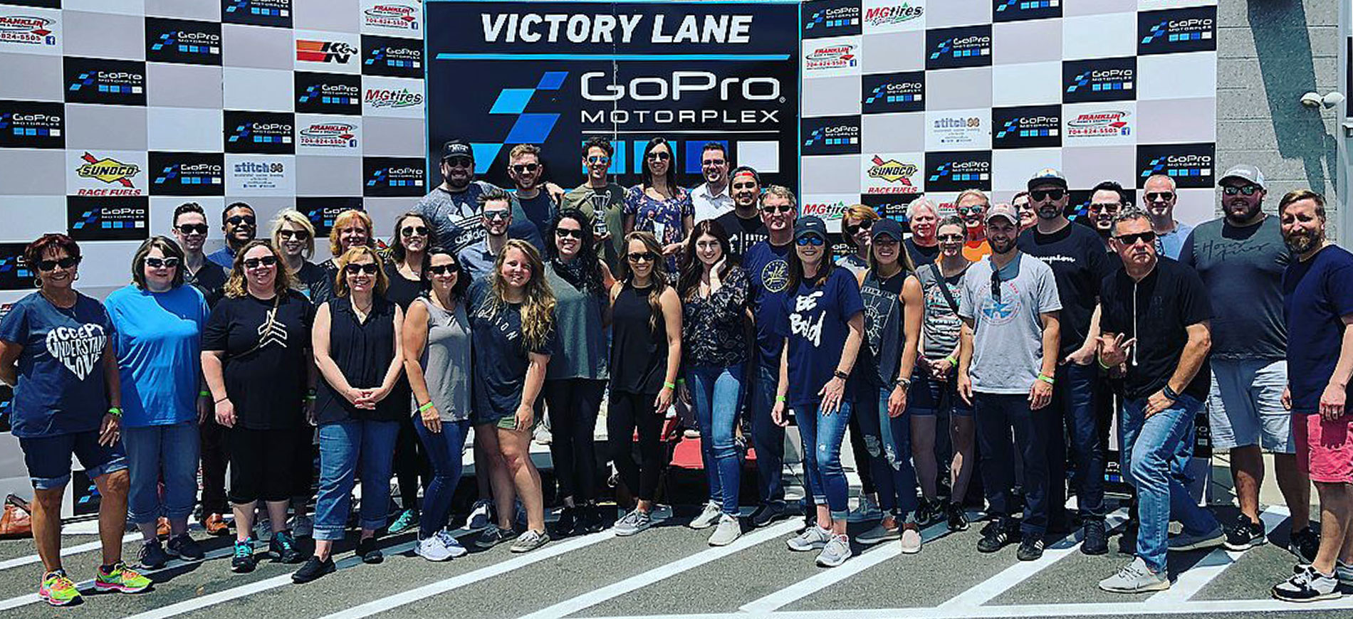 Group Racing And Corporate Events At The Gopro Motorplex