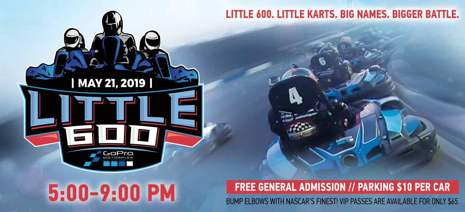 LITTLE 600 | MAY 21st