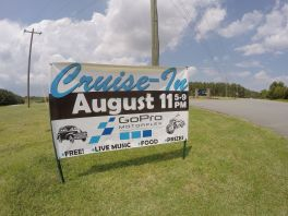 2015 - Victory Lap Cruise-In