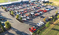 Goal Reached: 300+ Vehicles and 800 Attendees Cruise-In to GoPro Motorplex