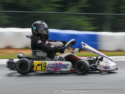GoPro Motorplex :: Driver of Week, Abby Sinon's Fearless