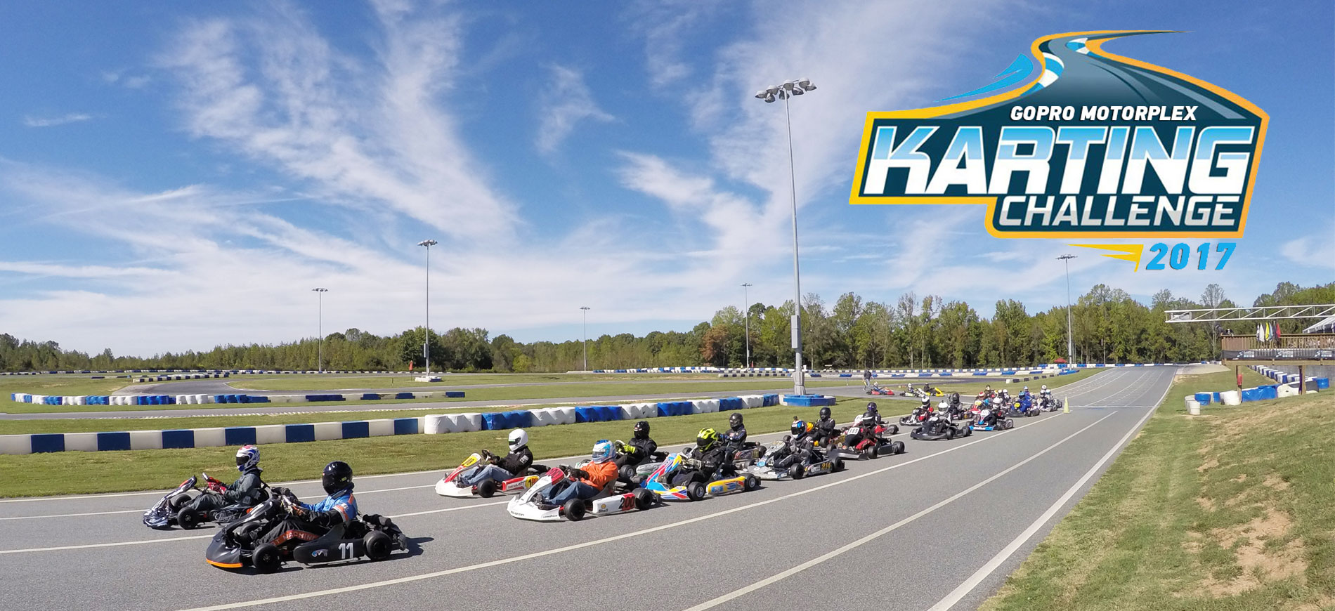 Let S Go Karting At Gopro Motorplex In Mooresville Nc